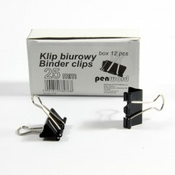 SPINACZ BINDER CLIP 25mm a'12