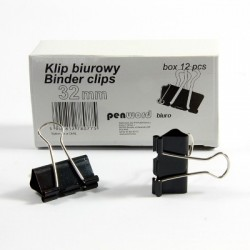 SPINACZ BINDER CLIP 32mm a'12