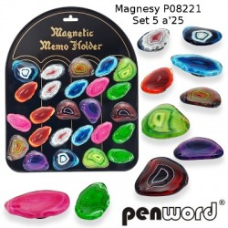 MAGNESY P08221 Set 5 KAMIENIE a'25