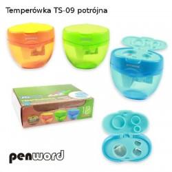 TEMPERÓWKA TS-09 POTRÓJNA