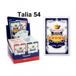 KARTY DO GRY TALIA 54 PREMIUM 706/1