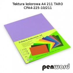 BRYSTOL/TEKTURA KOL. A4 211 TARO/FIOLETOWACPA4-225-10