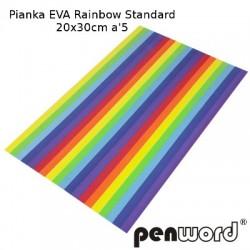 PIANKA EVA RAINBOW STANDARD 20X30 a'5