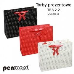 TORBY PREZENTOWE TRB .2-2 26x32x11