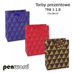 TORBY PREZENTOWE TRB .3-1 B 23x18x10