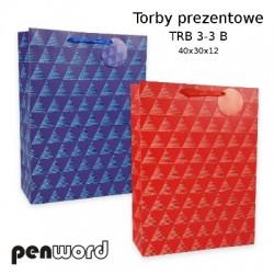 TORBY PREZENTOWE TRB .3-3 B 40x30x12