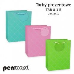 TORBY PREZENTOWE TRB .8-1 B 23x18x10