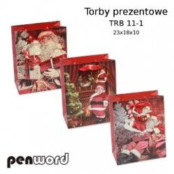 TORBY PREZENTOWE TRB 11-1 23x18x10 BN