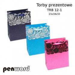 TORBY PREZENTOWE TRB 12-1 23x18x10