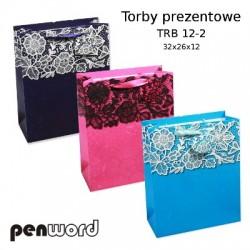 TORBY PREZENTOWE TRB 12-2 32x26x12