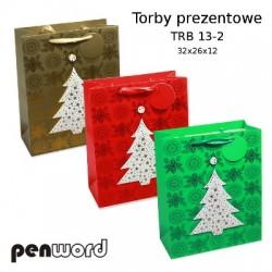 TORBY PREZENTOWE TRB 13-2 32x26x12 BN