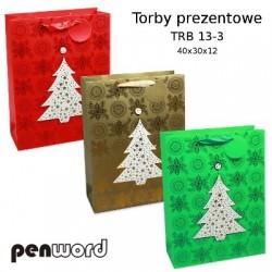 TORBY PREZENTOWE TRB 13-3 40x30x12 BN