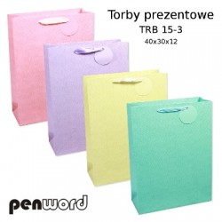 TORBY PREZENTOWE TRB 15-3 40x30x12