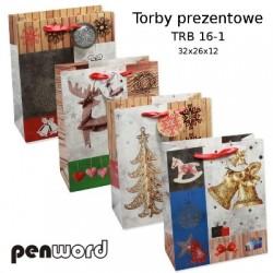 TORBY PREZENTOWE TRB 16-1 32x26x12 BN