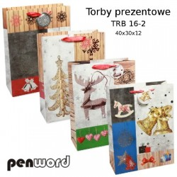 TORBY PREZENTOWE TRB 16-2 40x30x12 BN