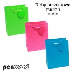 TORBY PREZENTOWE TRB 17-1 23x18x10