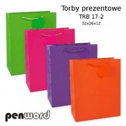 TORBY PREZENTOWE TRB 17-2 32x26x12