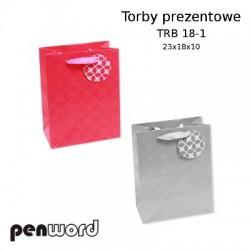 TORBY PREZENTOWE TRB 18-1 23x18x10