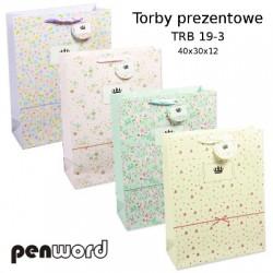 TORBY PREZENTOWE TRB 19-3 40x30x12