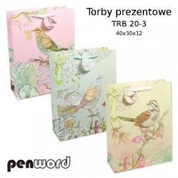 TORBY PREZENTOWE TRB 20-3 40x30x12