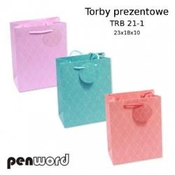 TORBY PREZENTOWE TRB 21-1 23x18x10
