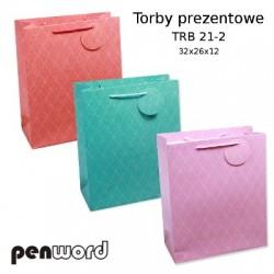 TORBY PREZENTOWE TRB 21-2 32x26x12