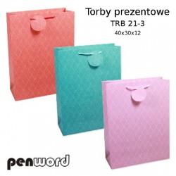 TORBY PREZENTOWE TRB 21-3 40x30x12