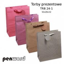 TORBY PREZENTOWE TRB 24-1 32x26x12