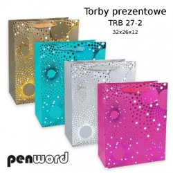 TORBY PREZENTOWE TRB 27-2 32x26x12