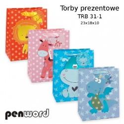 TORBY PREZENTOWE TRB 31-1 23x18x10
