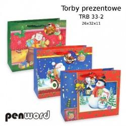 TORBY PREZENTOWE TRB 33-2 26x32x11 BN