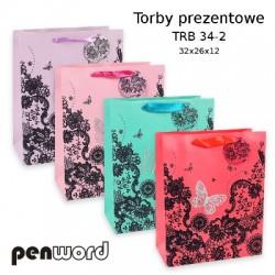 TORBY PREZENTOWE TRB 34-2 32x26x12