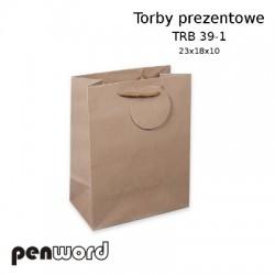 TORBY PREZENTOWE TRB 39-1 23x18x10