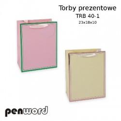 TORBY PREZENTOWE TRB 40-1 23x18x10