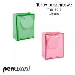 TORBY PREZENTOWE TRB 40-5 14x11x6