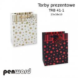 TORBY PREZENTOWE TRB 41-1 23x18x10