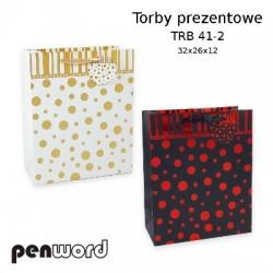TORBY PREZENTOWE TRB 41-2 32x26x12