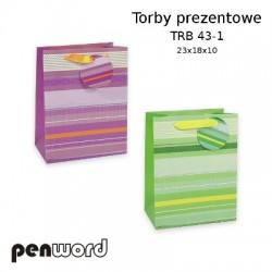 TORBY PREZENTOWE TRB 43-1 23x18x10
