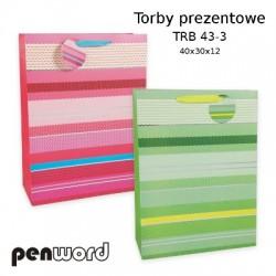 TORBY PREZENTOWE TRB 43-3 40x30x12