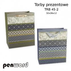 TORBY PREZENTOWE TRB 45-2 32x26x12