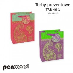 TORBY PREZENTOWE TRB 46-1 23x18x10