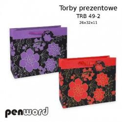 TORBY PREZENTOWE TRB 49-2 26x32x11