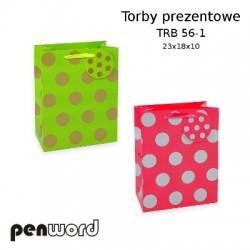 TORBY PREZENTOWE TRB 56-1 23x18x10
