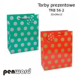 TORBY PREZENTOWE TRB 56-2 32x26x12