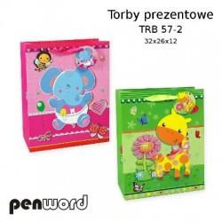 TORBY PREZENTOWE TRB 57-2 32x26x12