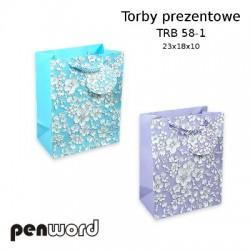 TORBY PREZENTOWE TRB 58-1 23x18x10