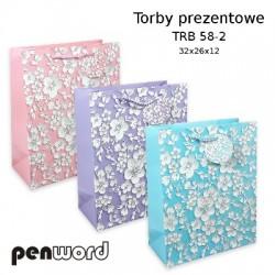 TORBY PREZENTOWE TRB 58-2 32x26x12