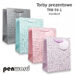 TORBY PREZENTOWE TRB 59-1 23x18x10