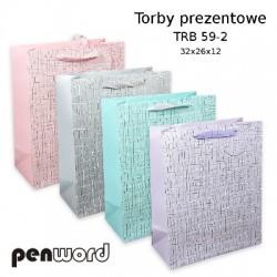 TORBY PREZENTOWE TRB 59-2 32x26x12