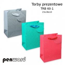 TORBY PREZENTOWE TRB 60-1 23x18x10